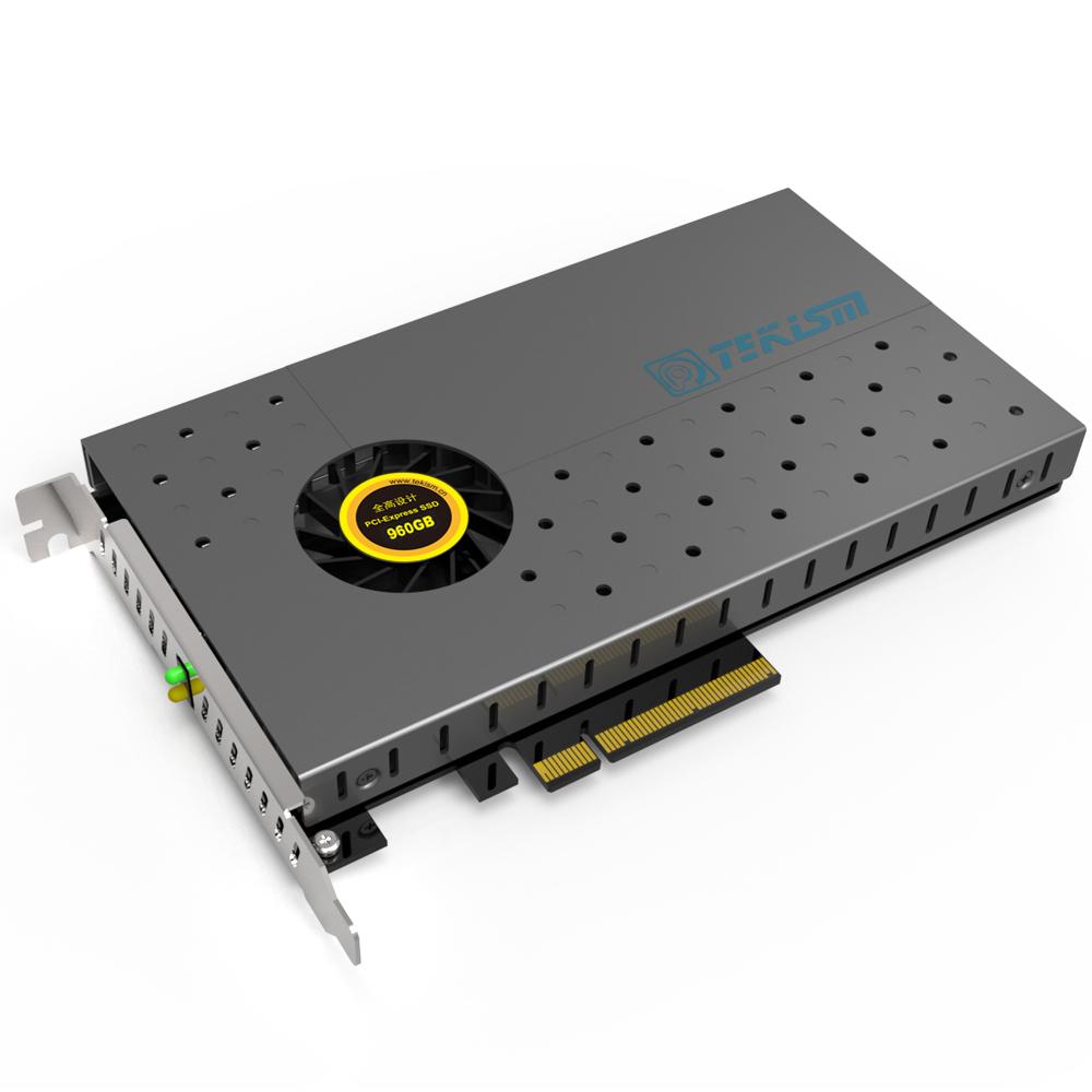 TEKISM齐乐娱乐|娱乐网站芯 PER970 960GB PCI-E 固态硬盘