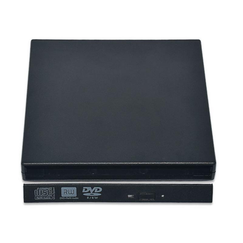 12.7mm SATA笔记本光驱盒 超薄USB移动光驱盒 便携光驱盒