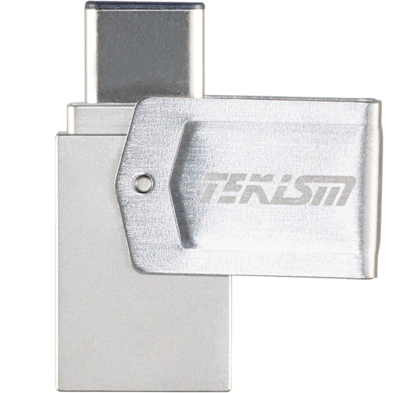TEKISM特科芯 PER380 64GB USB3.1闪存盘 (Type-A & Type-C双接口)