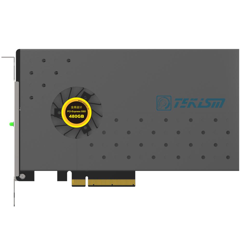 TEKISM特科芯 PER970 480GB PCI-E固态硬盘