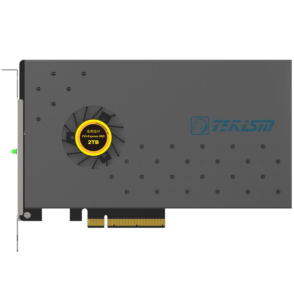 TEKISM特科芯 PER970 2TB PCI-E 固态硬盘