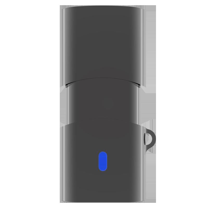 TEK350USB3.1Type-C极速C口U盘金属机身读速高达420MB/s 亮灰 128G